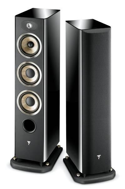 FOCAL ARIA 926 noce