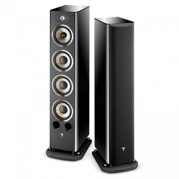 FOCAL 936 Aria black style
