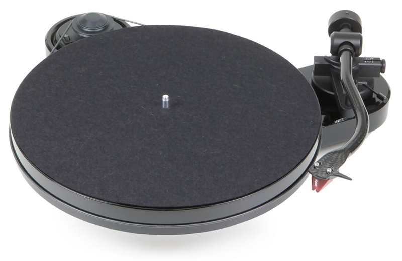 Pro-Ject - RPM 1 Carbon 2M RED