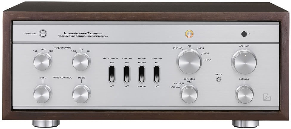 Luxman CL38USE  - MQ88USE