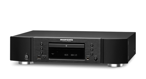 MARANTZ CD 6006 silver/gold