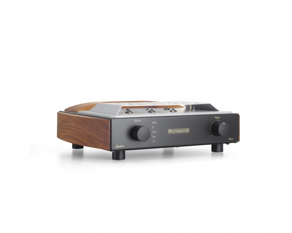 MastersounD Spettro preamp